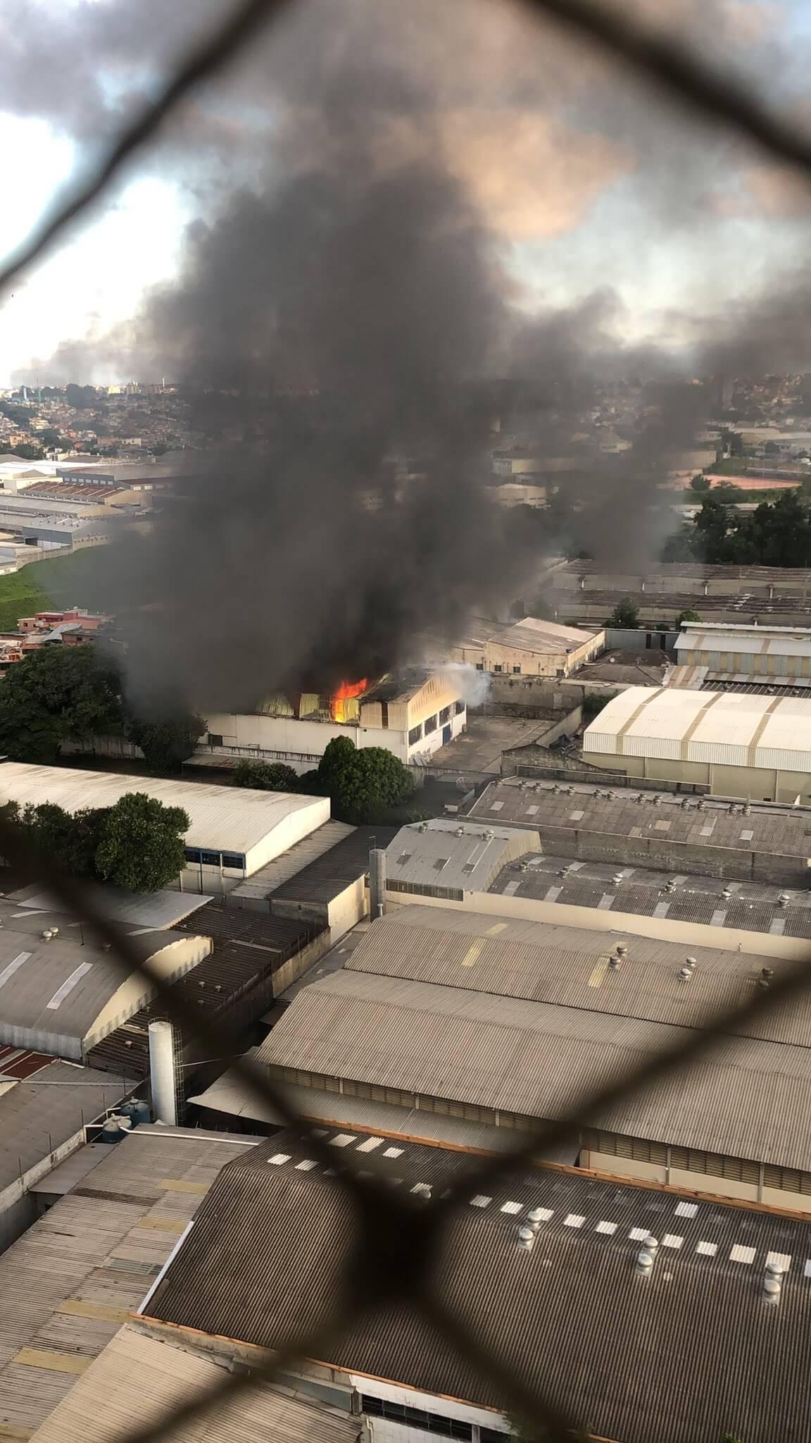 Brasil: Incendio afectó almacén en el que se guardaban cientos de obras de arte de las principales galerías del país