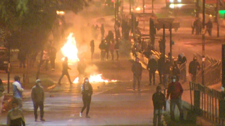 Tensión en Chile ante el gobierno por llevar al TC la aprobación del retiro del 10% de AFP