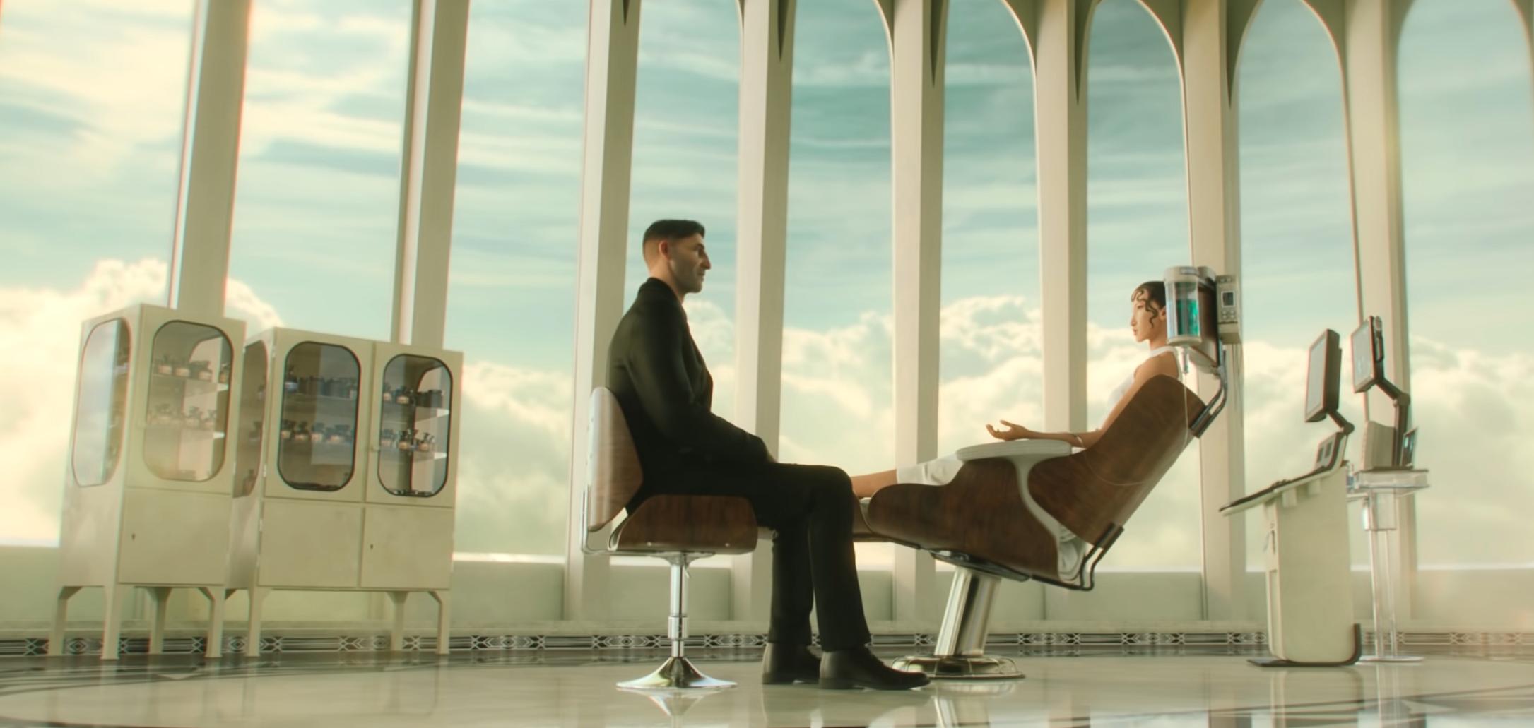 """La antología animada """"Love Death + Robots"""" vuelve a Netlfix con un trailer lleno de cortos sci-fi"""