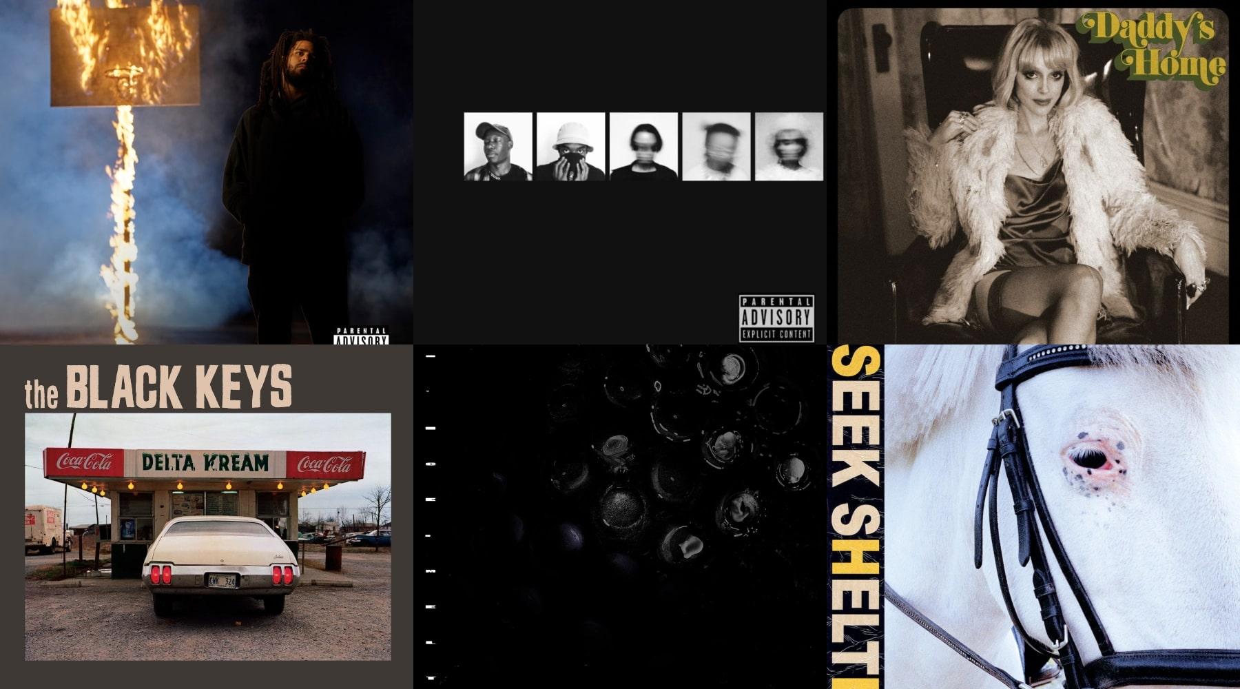 6 nuevos albums que debes escuchar esta semana