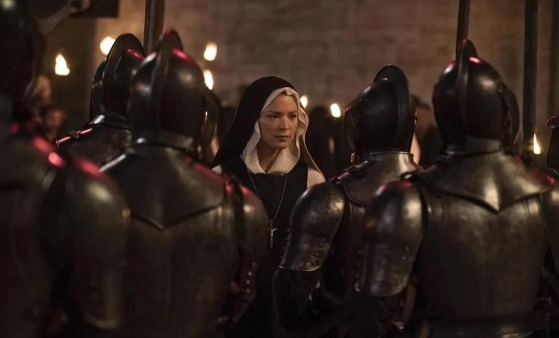 """Llega el primer trailer de """"Benedetta"""", el thriller erótico y religioso de Paul Verhoeven"""