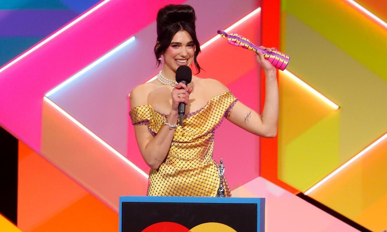 BRIT Awards 2021: Los 8 mejores momentos de una ceremonia con 4.000 personas en el público