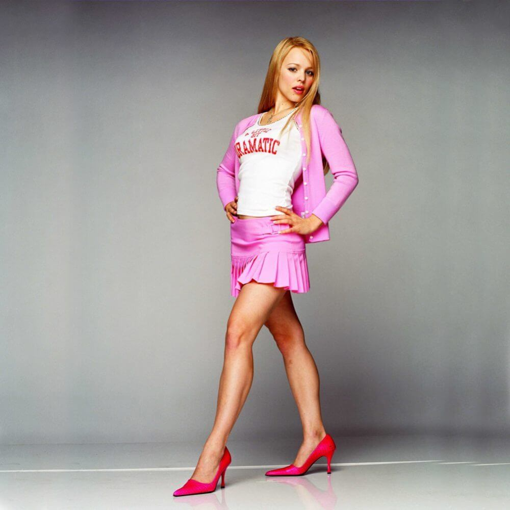 """Regina George de """"Mean Girls"""". Fotografía: Costume Rocket"""