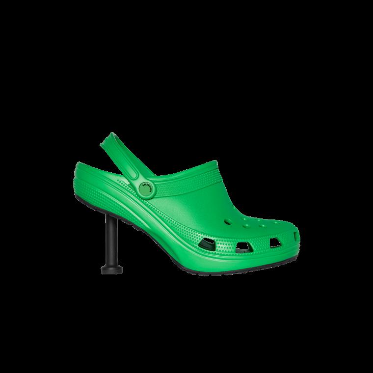 ¿Te pondrías los nuevos tacones Crocs de Balenciaga?