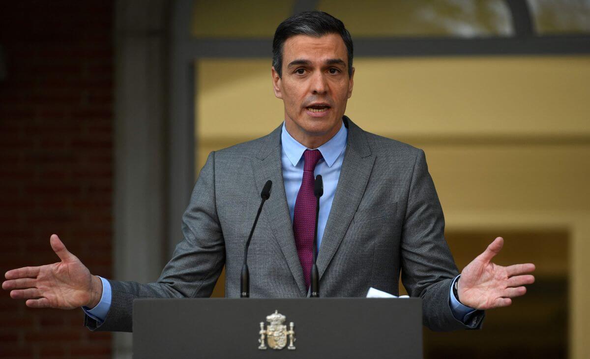 """España indulta a los líderes independentistas catalanes presos para """"un nuevo tiempo de diálogo"""""""