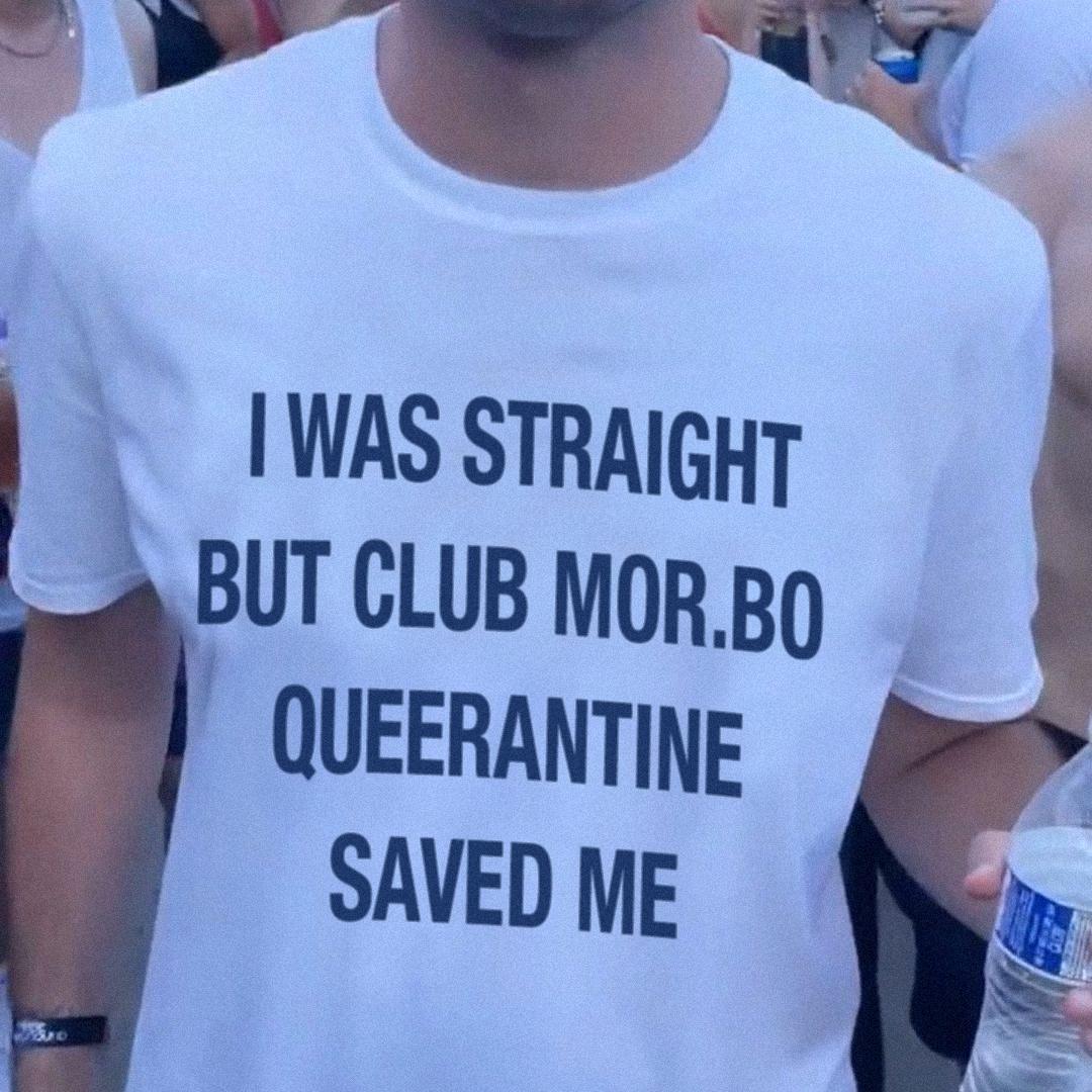 Club MOR.BO queerantine: La playlist de bangers para celebrar el Orgullo