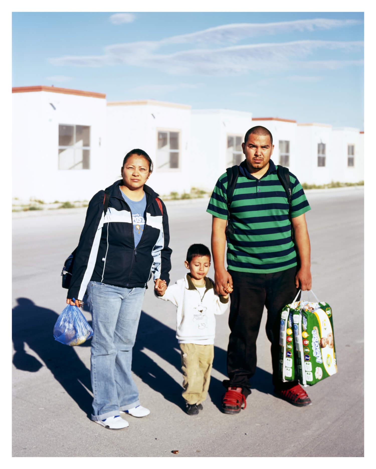 """""""People of Suburbia"""". Fotografía: Alejandro Cartagena"""