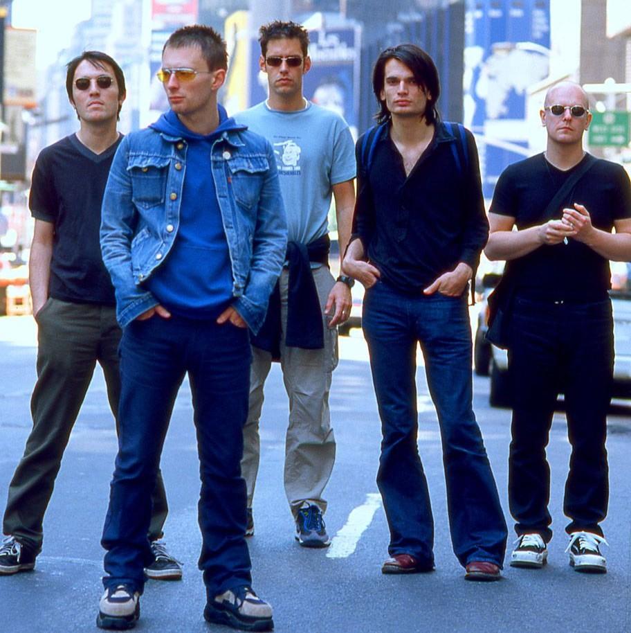Los 8 mejores albums de Radiohead