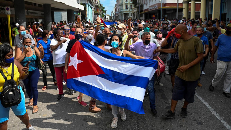 Todo lo que debes saber de las protestas en Cuba