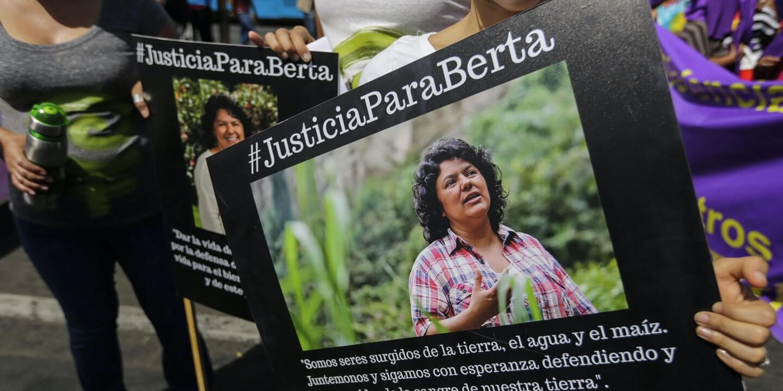 Declaran culpable del asesinato de la ambientalista Berta Cáceres a ejecutivo de hidroeléctrica en Honduras