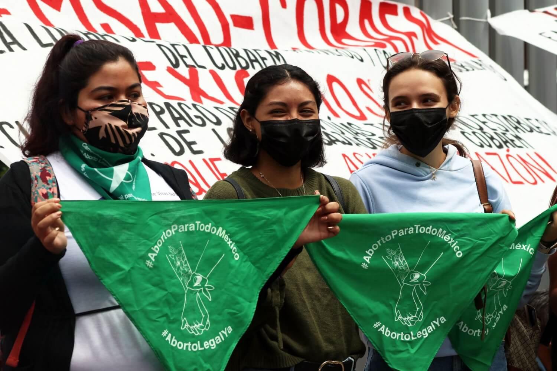 Suprema Corte de México declara inconstitucional límite de tiempo para abortos en casos de violación