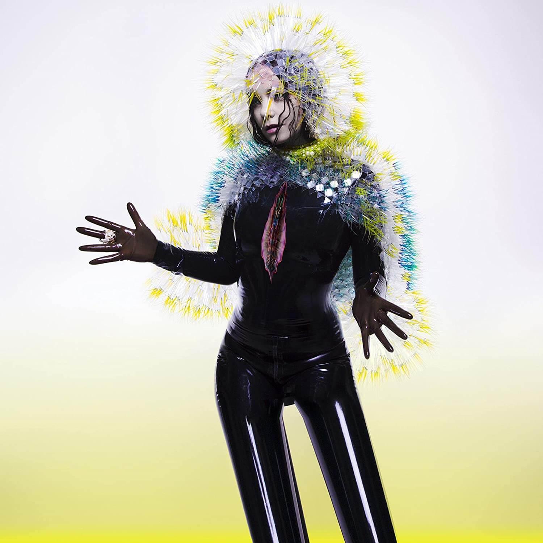 """Portada del álbum """"Vulnicura"""" de Björk."""