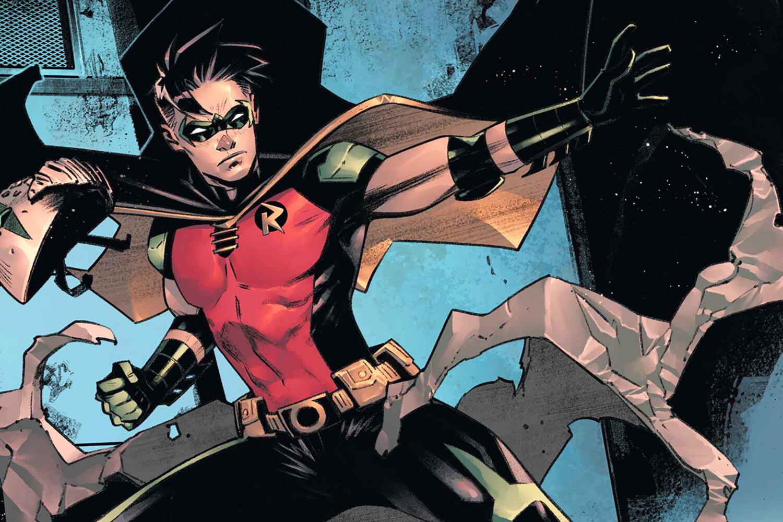 Robin, el eterno compañero de Batman, es ahora bisexual en un nuevo cómic