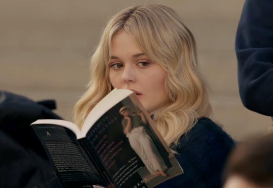 """Todos los libros que ha leído Audrey Hope en """"Gossip Girl"""" hasta ahora"""
