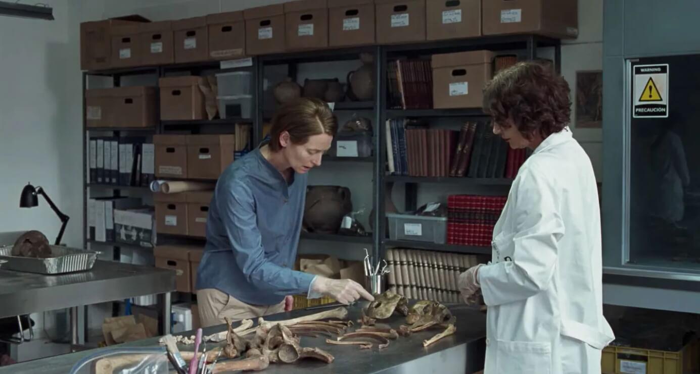 """Tilda Swinton experimenta un misterioso síndrome sensorial en el trailer de """"Memoria"""" de Apichatpong Weerasethakul"""