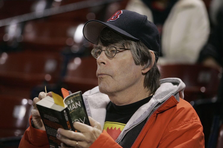 Estos son los 5 libros favoritos de Stephen King escritos por Stephen King