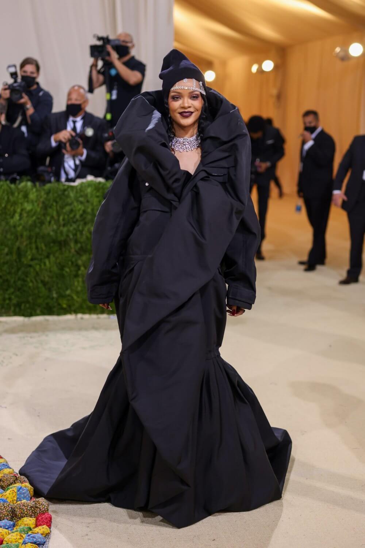 Rihanna. Fotografía: Getty