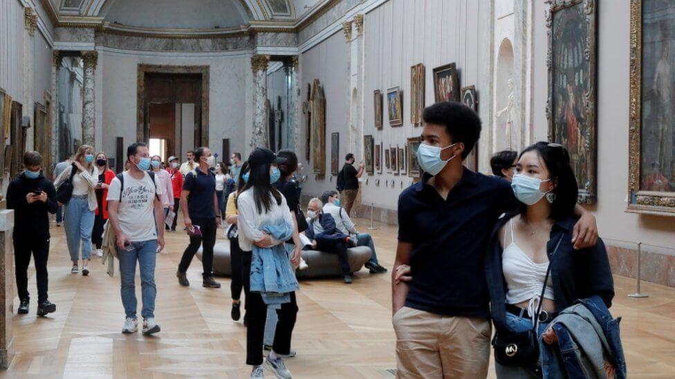 Bélgica: Doctores recomiendan visitar museos para combatir el estrés causado por el COVID-19