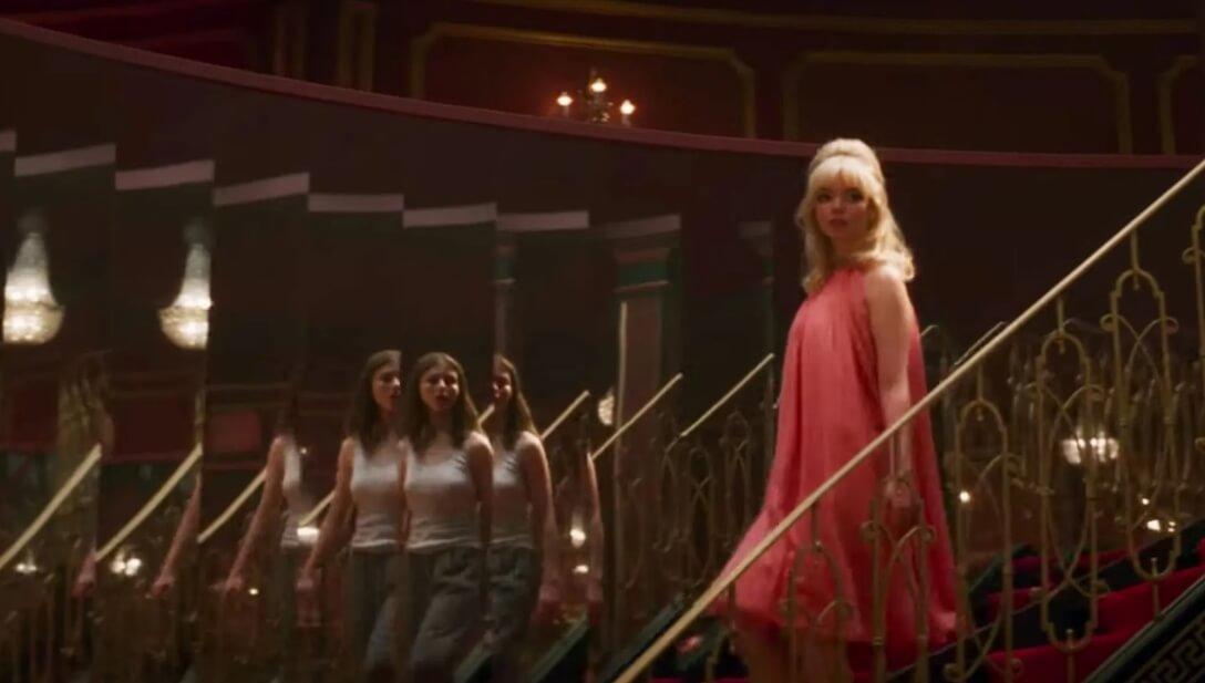 """El nuevo trailer de """"Last Night in Soho"""" revela un fantasmagórico misterio de asesinato y un viaje en el tiempo"""