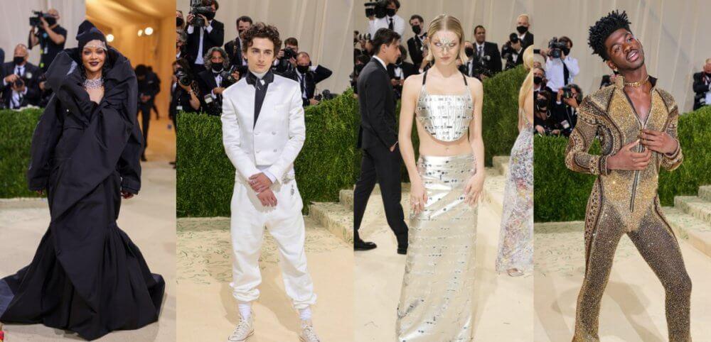 Met Gala 2021: Los 15 mejores looks de la noche más brillante de la moda