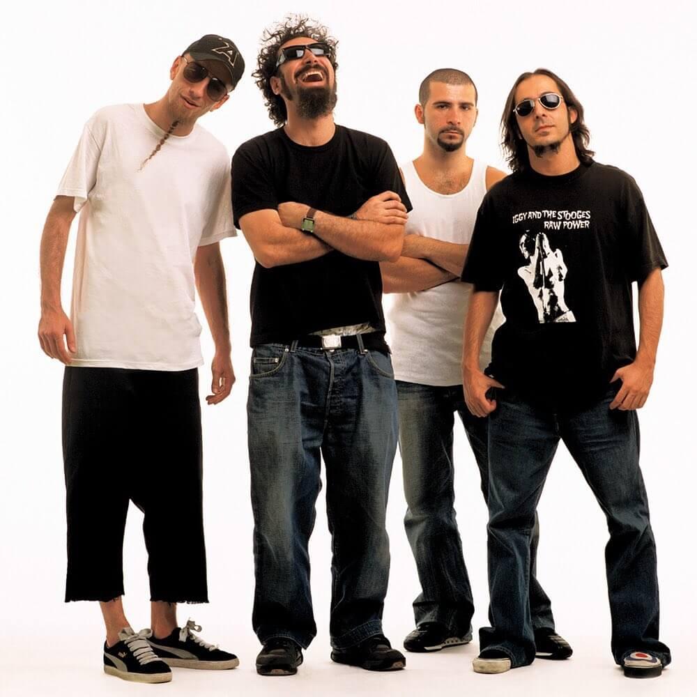 Las 8 mejores canciones de System of a Down