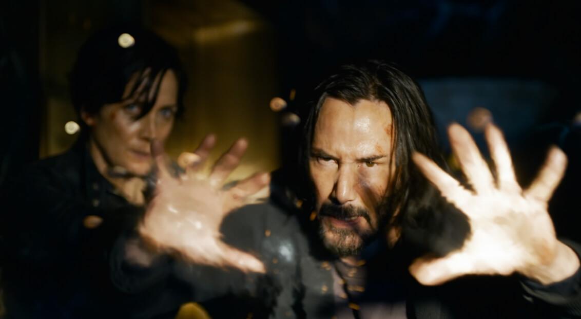 """""""The Matrix Resurrections"""": Abre tu mente y sumérgete una vez más en la épica sci-fi de Lana Wachowski en su primer trailer"""