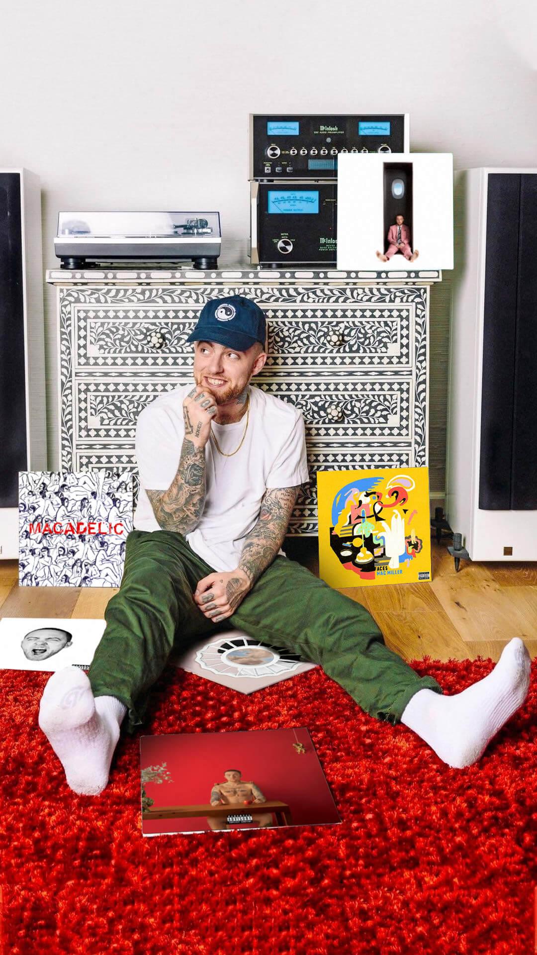 """La mixtape """"Faces"""" de Mac Miller llega por primera vez al streaming con un hermoso cortometraje del artista"""