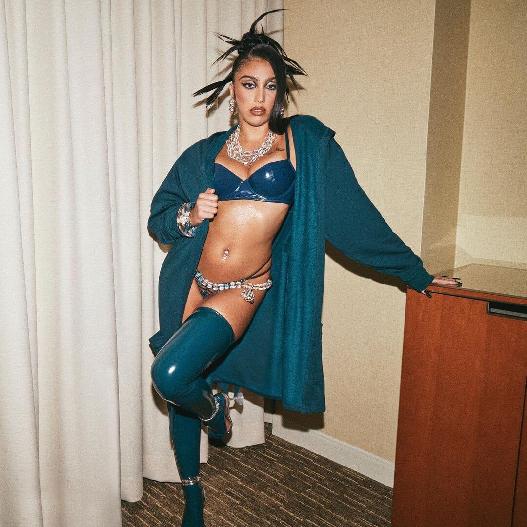 Lourdes León: 8 curiosidades que debes conocer sobre la modelo y rebelde hija de Madonna