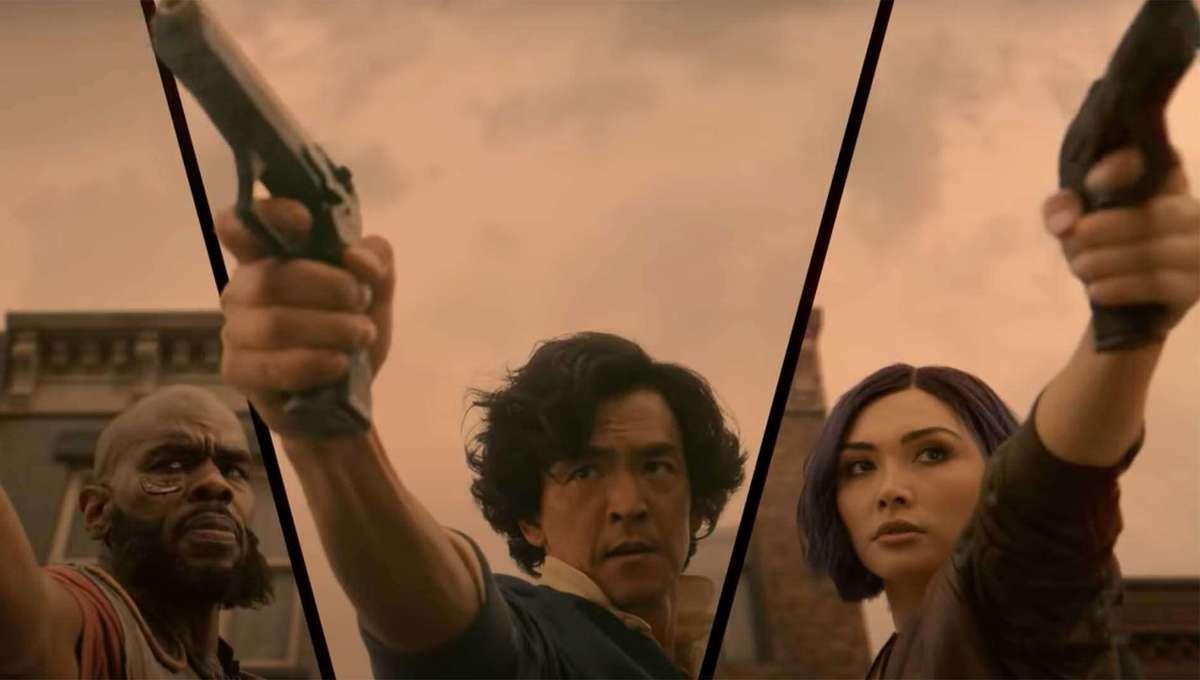 """El primer tráiler del live-action de """"Cowboy Bebop"""" en Netflix es una aventura retrofuturista inspirada en el icónico anime"""