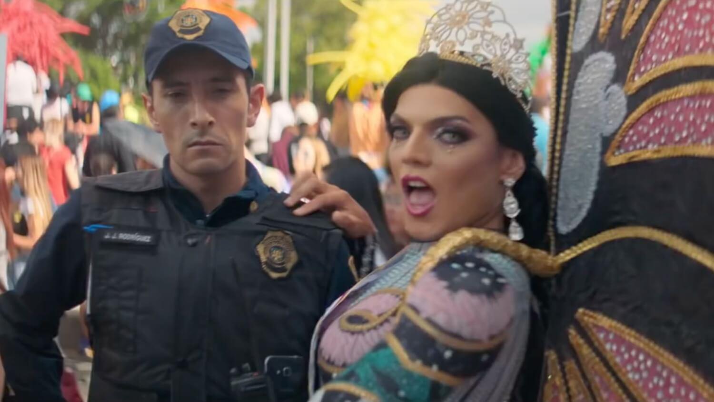 """""""Una Película de Policías"""": El documental del mexicano Alonso Ruizpalacios juega con la ficción para mostrar la realidad de la policía en su país"""