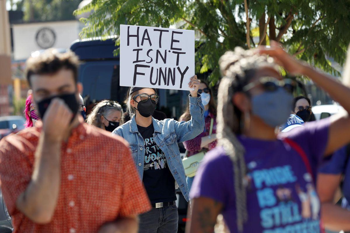 Elliot Page, Lilly Wachowski y más apoyaron la protesta de los empleados de Netflix contra el especial de Dave Chappelle